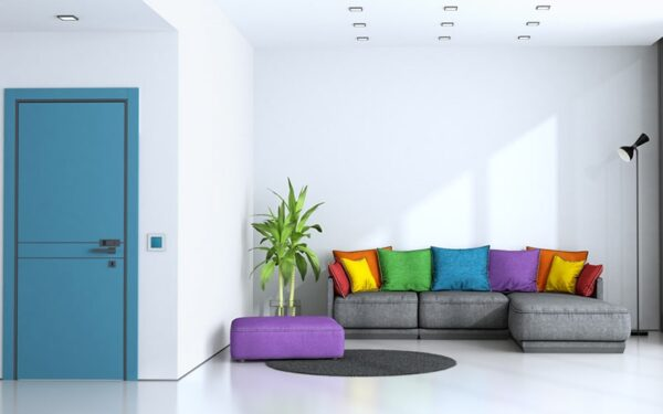 Almofadas Decorativas: Formas de usá-las na sua casa