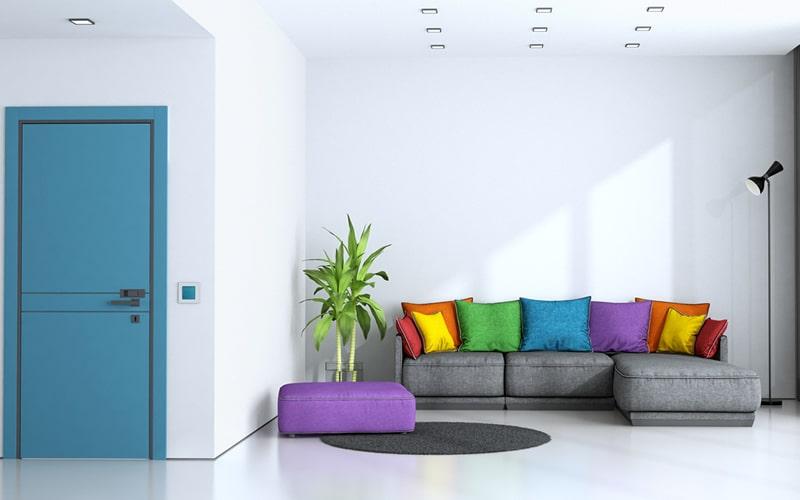 Almofadas Decorativas Formas de usá-las na sua casa