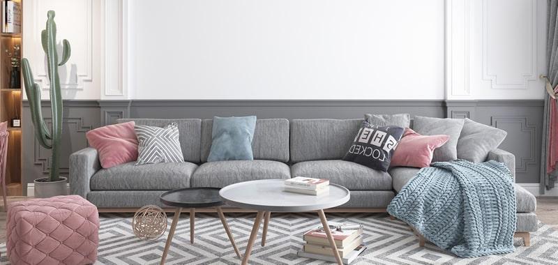 Como fazer combinação de almofadas decorativas