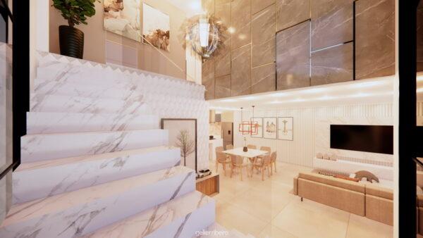 Como otimizar espaço da sala de estar?